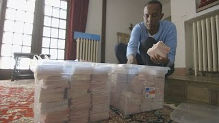 Download Gambling Addict Spends $1M On Lottery Tickets Video