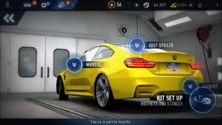 Download Need for Speed:No Limits | BMW M4 F82 Customization Video