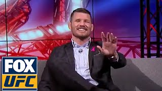 Download Michael Bisping talks about his upcoming fight with Georges St-Pierre at UFC 217   TUF TALK Video