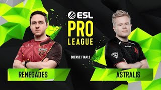 Download CS:GO - Renegades vs. Astralis [Inferno] Map 1 - Group B - ESL Pro League Season 10 Finals Video