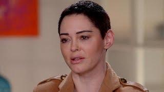 Download Rose McGowan describes alleged rape by Harvey Weinstein: Nightline Part 1 Video