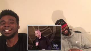 Download Bill Burr - How You Know The N Word Is Coming Reaction Video