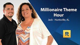 Download Millionaire Theme Hour - $2.3 Million - Jack from Huntsville, AL Video