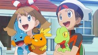 Download Pokemon Omega Ruby Version & Pokemon Alpha Sapphire Version - Animated Trailer Video