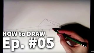 Download Learn to Draw #05 - Two-Point Perspective Video