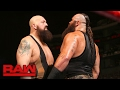 Download Big Show vs. Braun Strowman: Raw, Feb. 20, 2017 Video