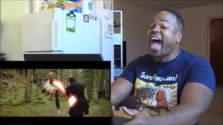 Download DARTH MAUL: Apprentice - A Star Wars Fan-Film REACTION!!! Video