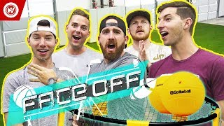 Download Dude Perfect Face Off | Spikeball Video