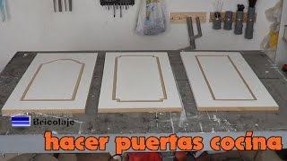 Download Plantilla para hacer dibujos en puertas de madera mdf Video