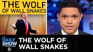 Download Trump Wants a Border Moat Filled with Snakes and Alligators   The Daily Show Video