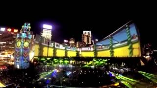Download Spectacular 3D light show (2016 Summer) full version Video