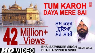 Download Tum Karoh Daya Mere Sai (Shabad Gurbani) | Bhai Satvinder, Bhai Harvinder Singh Video