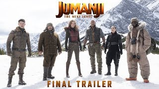 Download JUMANJI: THE NEXT LEVEL - Final Trailer (HD) Video