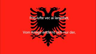 Download Nationalhymne Albaniens mit deutscher Übersetzung Video