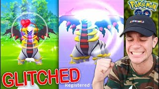 "Download CATCHING A ""GLITCHED"" GIRATINA IN POKÉMON GO! (Halloween Update NEW Legendary) Video"