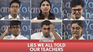 Download FilterCopy | Lies We All Told Our Teachers (Teachers' Day Special) | Ft. Banerjee, Akash Deep, Aisha Video