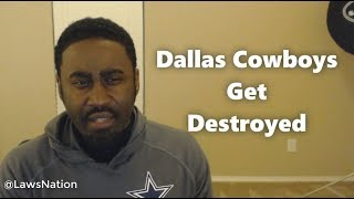 Download LA Charges Destroys The Dallas Cowboys 28-6 : This is a NO EXCUSE BUSINESS!!! Video
