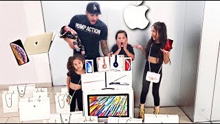 Download NO BUDGET AT THE APPLE STORE **PART 2* *| Familia Diamond Video