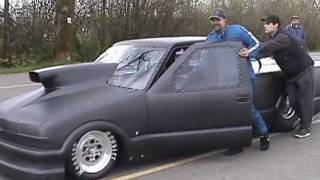 Download 2001 Chevy S-10 580cid (1350hp) Prostock Drag Racing - Initial Testing Video