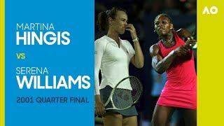 Download AO Classics: Martina Hingis v Serena Williams (2001 QF) Video