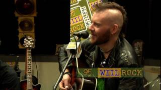 Download Seether - Fine Again (acoustic, w/ interview, 1080p) Video