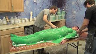 Download Lifecasting Tutorial: Full Body Mold With PlatSil Gel-25 Video