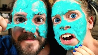 Download TOOTHPASTE PEELING MASK? - FIRST IMPRESSION FRIDAY ft. DOGMAN! Video