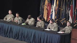 Download Junior Officer Expectations Panel Video