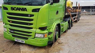 Download Manobrando o Scania Video