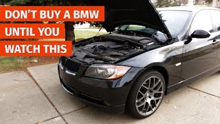 Download DON'T BUY A BMW UNTIL YOU WATCH THIS! Video