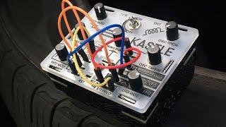 Download Kastle - pocket sized lo-fi modular synth - Bastl Instruments Video