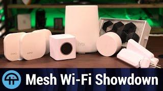 Download Mesh Wi-Fi Showdown: Plume, Google Wifi, Eero, AmpliFi Video