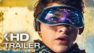 Download READY PLAYER ONE Trailer 2 (2018) Video