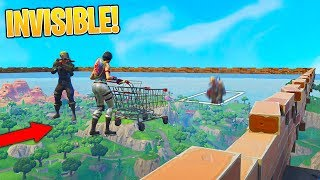 Download INVISIBLE SKYBASE DEATH ARENA (IMPOSSIBLE) Custom Gamemode in Fortnite Battle Royale Video