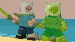 Download LEGO Dimensions - Fern the Human Unlocked + Gameplay Video