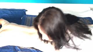 Download NR.7: Massaging a man`s groin from the backside. (subtitle ENG-NED) Video