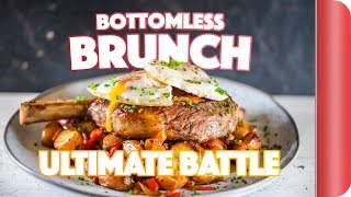 Download THE ULTIMATE BOTTOMLESS BRUNCH BATTLE Video