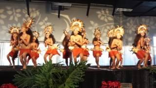 Download Nonosina Winter Showcase 2016 - Tamarii Otea Video