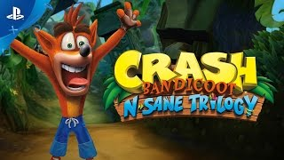 Download Crash Bandicoot N. Sane Trilogy - PlayStation Experience 2016: The Come Back Trailer | PS4 Video