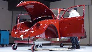 Download 1967 Volkswagen Beetle Restoration Video