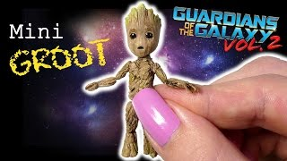 Download How To Baby Groot Inspired Tutorial // DIY Guardians Of The Galaxy Video