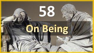 Download Seneca - Moral Letters - 58: On Being Video