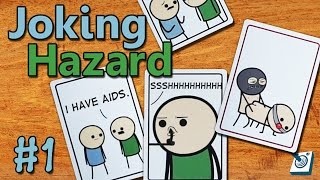 Download Most Offensive Party Game! || Joking Hazard || #1 (Cyanide and Happiness Game!) Video