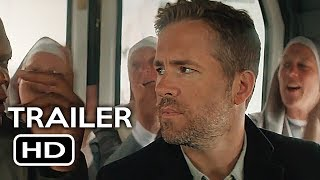 Download The Hitman's Bodyguard Official Trailer #2 (2017) Ryan Reynolds, Samuel L. Jackson Action Movie HD Video