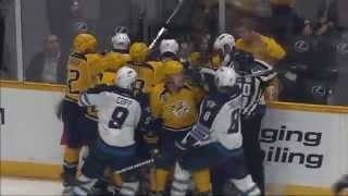 Download Gotta See It: Penalty box overflows with Jets & Predators Video