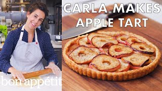 Download Carla Makes an Apple Tart | From the Test Kitchen | Bon Appétit Video