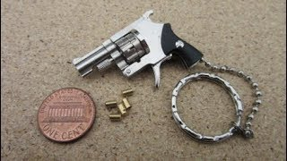 Download 2mm Pinfire Revolver Review & Shooting Video