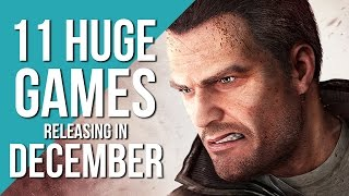 Download 11 BEST Games Releasing December 2016 - PS4, Xbox One, PC, 3DS, VR Video