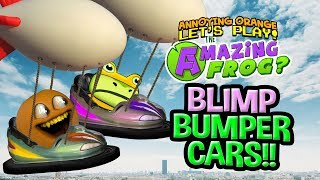 Download Amazing Frog: BLIMP BUMPER CARS! [Annoying Orange Plays] Video
