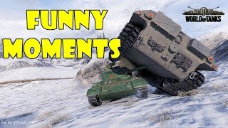 Download World of Tanks - Funny Moments | Week 3 February 2018 Video